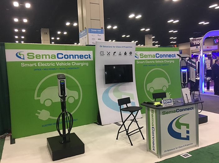 SemaConnect at BOMA 2018