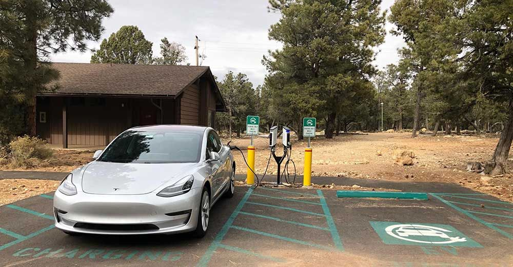 Protecting America and Reducing Emissions: EV Charging at National Parks