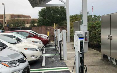 The Role of the College Campus in EV Charging