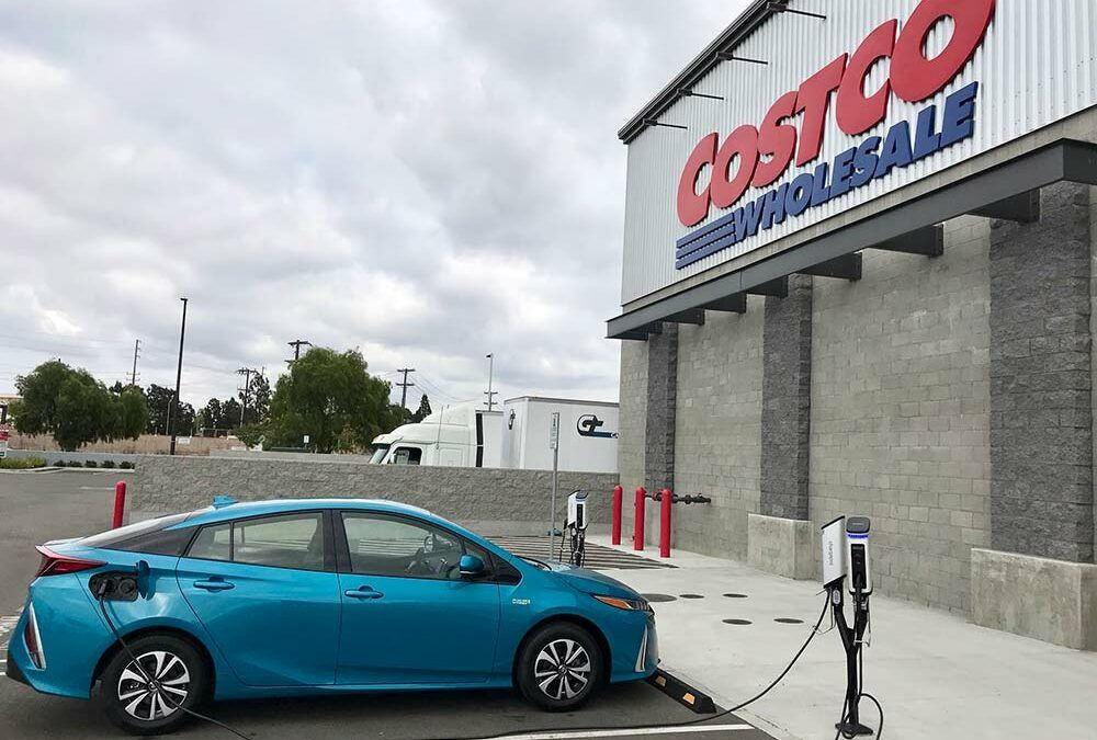 Why EV Charging is Perfect for Grocery Chains