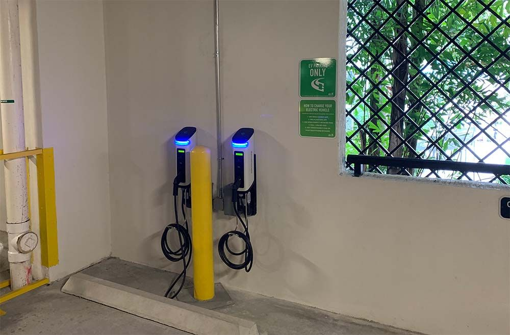 Boca City Walk Adds SemaConnect EV Charging Stations as Amenity for Residents