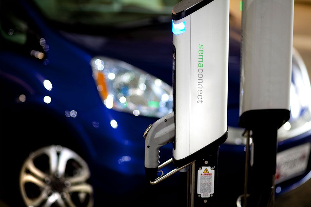 National Grid Selects SemaConnect as a Qualified Vendor for Electric Vehicle Charging Station Program